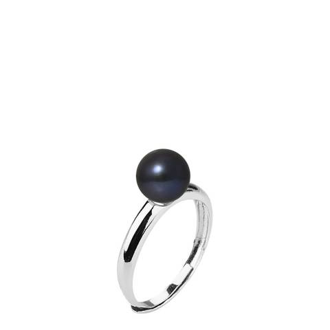 Ateliers Saint Germain Natural White Round Pearl Ring 7-8mm