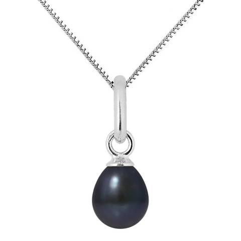 Ateliers Saint Germain Tahiti Black Pear Pearl Pendant 5-6mm