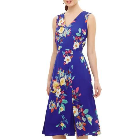 Phase Eight Blue Bellissa Dress