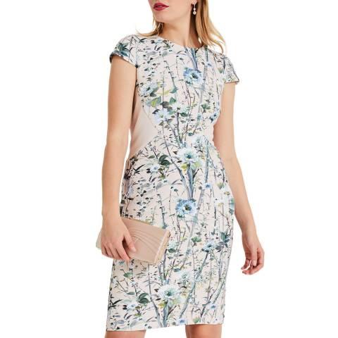 Phase Eight Blush Katarina Floral Dress