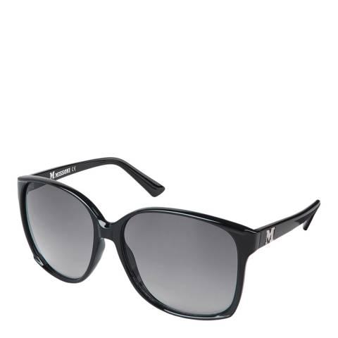 Missoni Women's Black Over-Size Cat-Eye Sunglasses 59mm