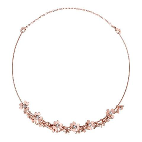 Ted Baker Rose Gold Hadriaa: Heart Blossom Tiara