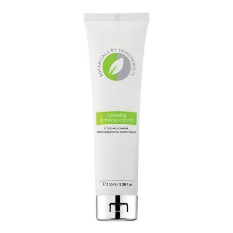 Skinchemists Botanicals Cleansing & Toning Cream 100ml