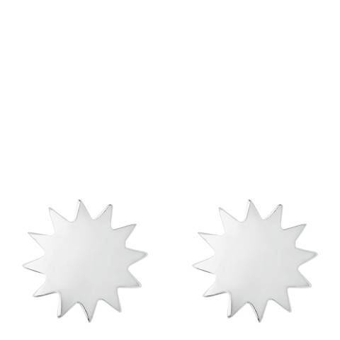 Links of London Sterling Silver Sun Earrings