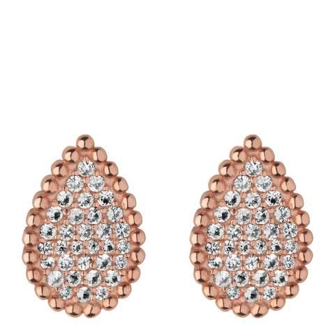 Links of London 18K Rose Gold Vermeil Pure Drop Earrings
