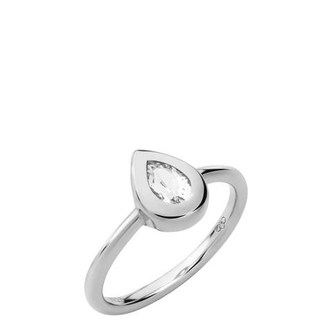 Links of London Sterling Silver Teardrop Ring