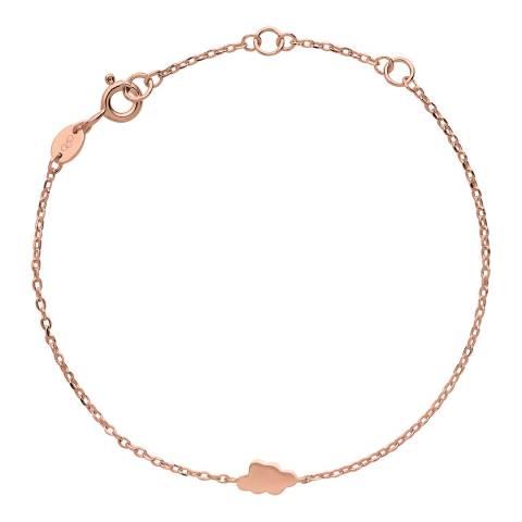 Links of London 18kt Rose Gold Vermeil Cloud Bracelet