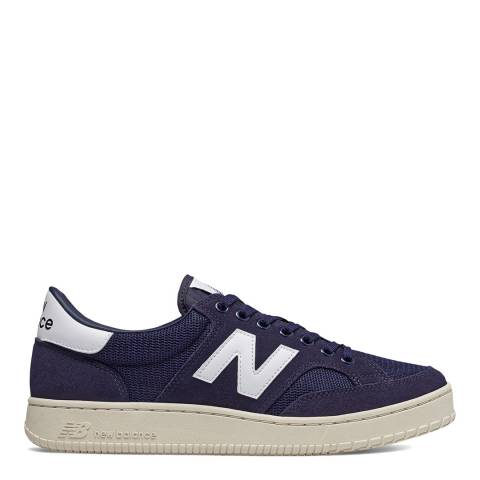 New Balance Navy 400 Sneakers