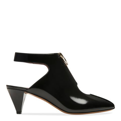 BALLY Black Haline Heeled Boot