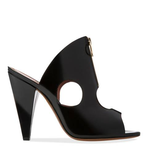 BALLY Black Halda Heeled Sandal