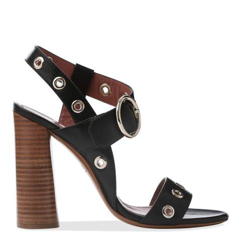 BALLY Black Portis Sandal