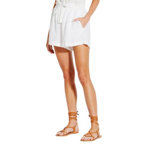 Seafolly Linen Shorts