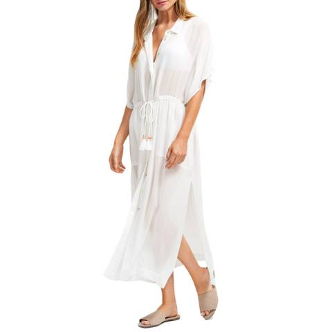 Milea By Seafolly Milea Midi Shirt Dress