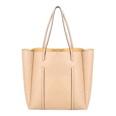 Giorgio Costa Pink Leather Shoudler Bag