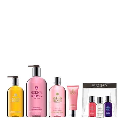 Molton Brown Hand & Body Collection WORTH £89