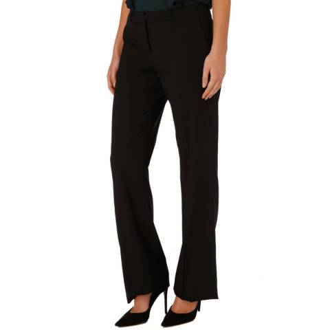 BOSS Black Tulea Wool Stretch Trousers