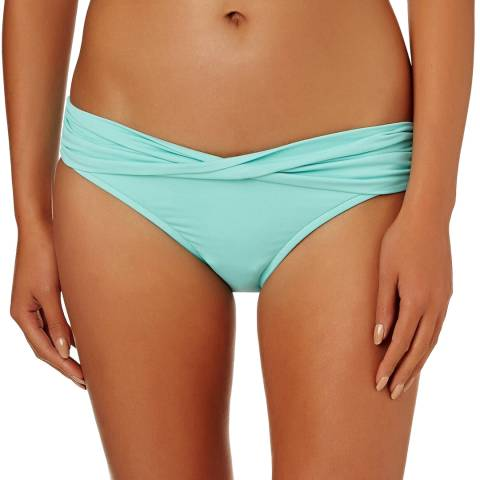Seafolly Iceberg Twist Band Hipster