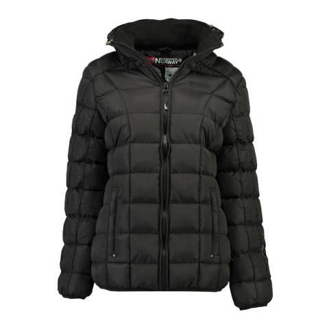 Geographical Norway Black Babette Short Jacket