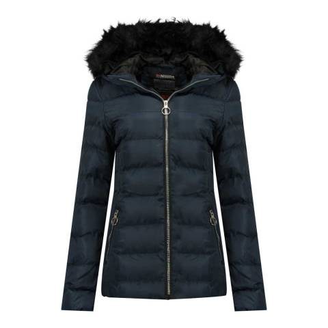 Geographical Norway Navy Angely Parka