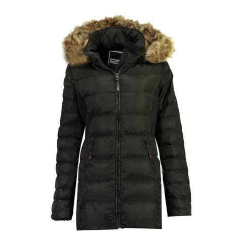 Geographical Norway Black Anies Jacket