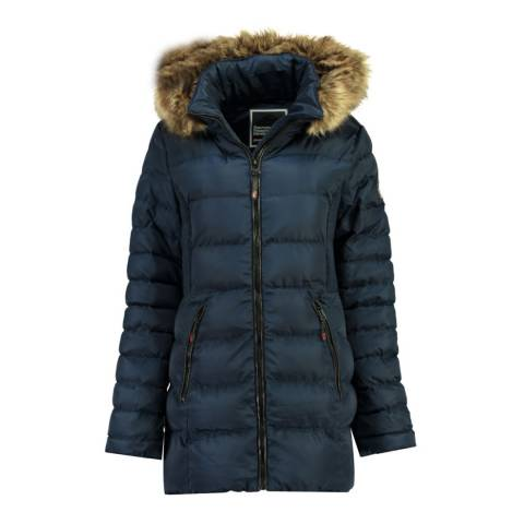 Geographical Norway Navy Anies Jacket