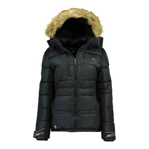 Geographical Norway Navy Bersil Lady Parka