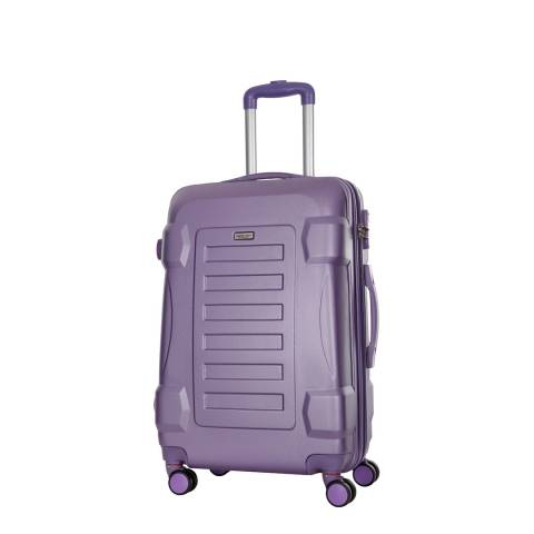 Travel One Violet Linden 4 Wheel Suitcase 50cm