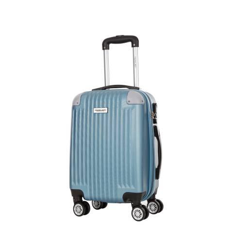 Travel One Petrol Tecapa 4 Wheel Suitcase 46cm