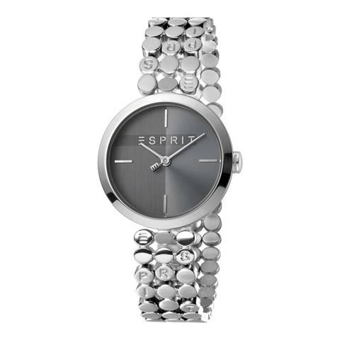 Esprit Black Stainless Steel Watch