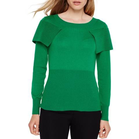 Damsel In A Dress Emerald Agnes Knit Top