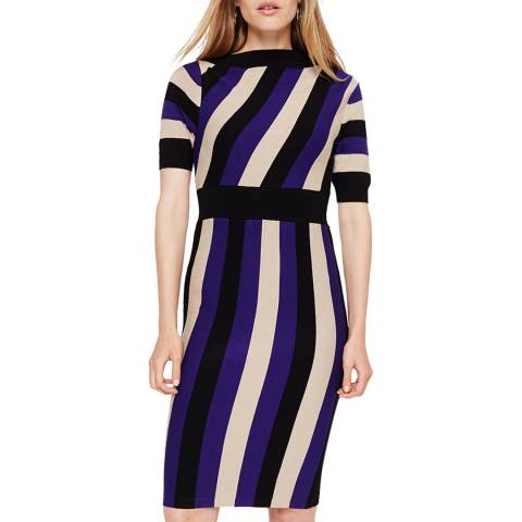 Damsel In A Dress Multi Nadine Stripe Dress