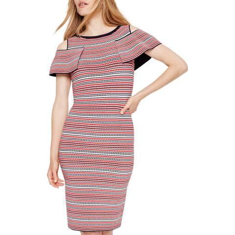 Damsel In A Dress Multi Konnie Stripe Dress