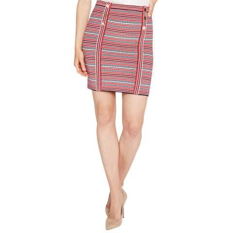 Damsel In A Dress Multi Lyn Knitted Skirt