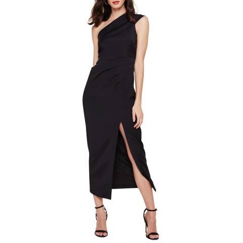 Damsel In A Dress Black Samira Maxi Dress