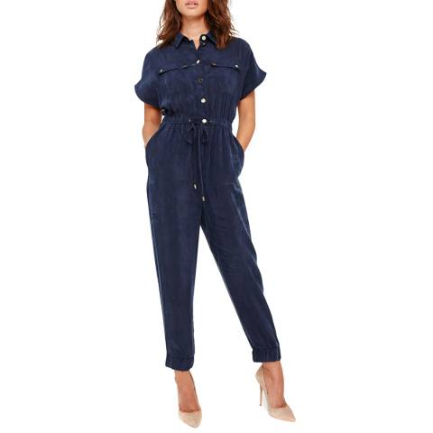 Damsel In A Dress Navy Monica Jumpsuit