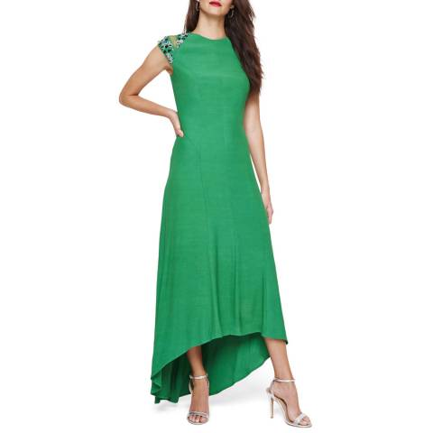 Damsel In A Dress Emerald Deniz Maxi Dress