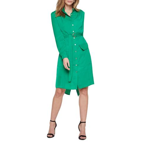 Damsel In A Dress Green Tuila Tunic Dress
