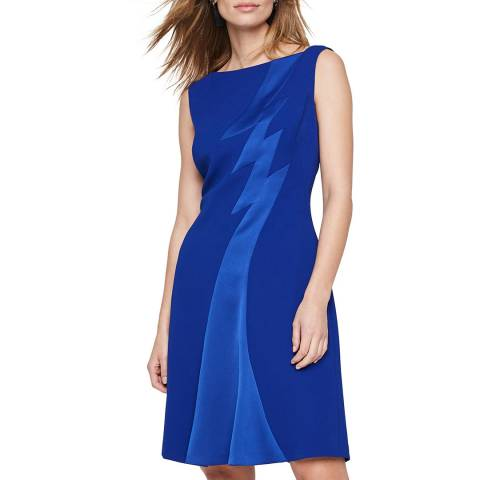 Damsel In A Dress Blue Fenella Dress