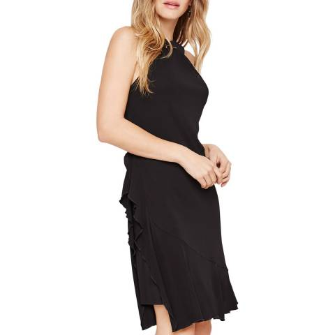 Damsel In A Dress Black Narissa Ruffle Dress