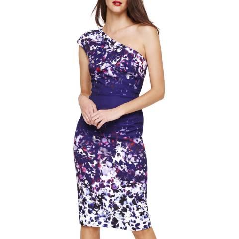 Damsel In A Dress Multi Catalina Print Dress