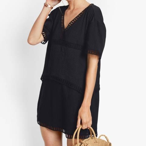hush Black Evelyn Dress