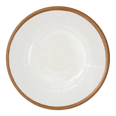 EDDINGTONS Set of 12 Alfresco Dinner Plates, 27cm