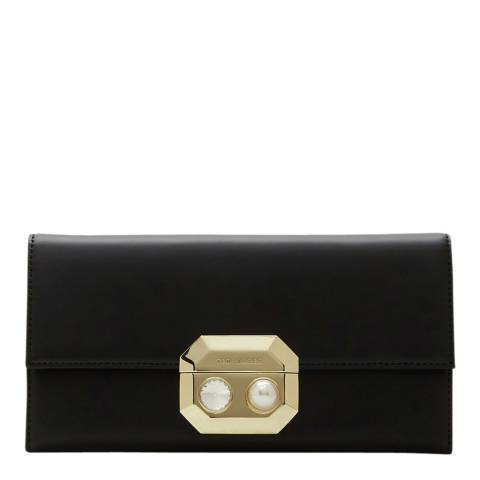 Ted Baker Black Pearl Lock Front Flap Matinee