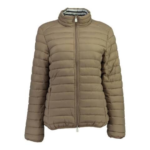 Geographical Norway Taupe Dinette Basic Jacket