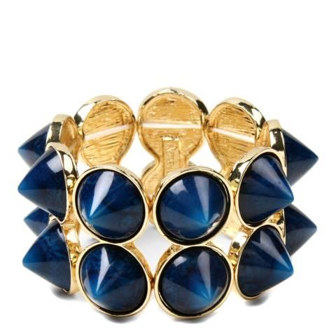 Amrita Singh Blue/Lapis Crystal Cuff