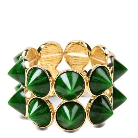 Amrita Singh Evergreen Crystal Cuff