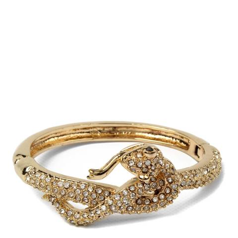 Amrita Singh Gold Snake Bangle