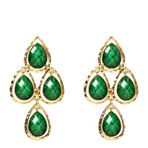 Amrita Singh Evergreen Crystal Earrings