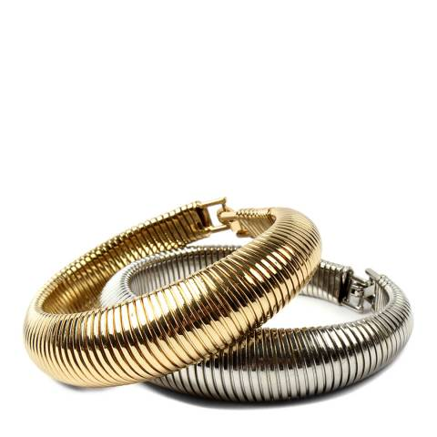Amrita Singh Gold/Silver Bracelet Set
