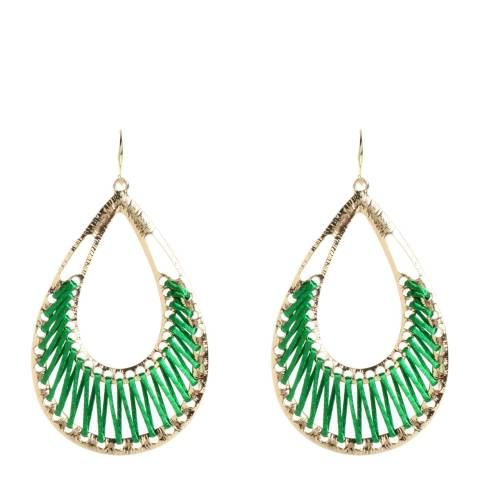 Amrita Singh Evergreen Net Earrings